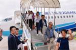 大陆包机接巴厘岛滞留旅客 台媒:最后还得靠大陆