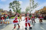 """上海迪士尼门票明年提价 涨价前开放新园区""""玩具总动园"""""""