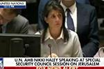 """美国驻联合国大使""""单挑""""14国:少对我说教"""