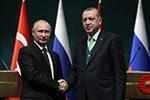 土俄两国总统强调应和平化解耶路撒冷紧张局势