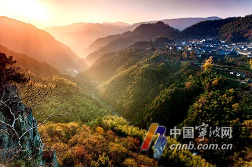 到浙江余姚风景区旅游
