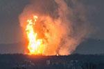 欧洲最大天然气集散中心爆炸