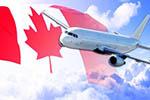 加拿大一架载有25人飞机坠毁