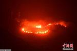 美国南加州山火遇强风再扩大 或明年才扑灭