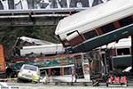 """3死逾百人伤 美铁列车新线路""""首秀""""为何出意外?"""