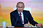 普京宣布2018年总统竞选纲领:恢复世界主导地位