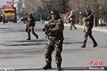 阿富汗首都爆炸袭击已至125人死伤 联合国谴责