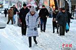 中东部将迎大范围雨雪 局地超历史同期极值