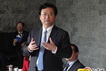 景俊海任吉林省副省长、代理省长 此前任北京市委副书记