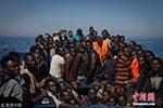 外媒:欧洲难民人数大幅下降 意大利德国功不可没