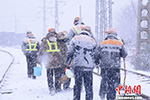 受降雪影响 北京至西安、武汉等地部分列车停运