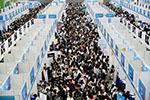 美媒:中国5年来新增6500万就业岗位 堪比法国总人口
