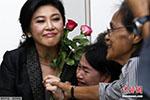 英拉合照网络疯传 泰国警方:极有可能是真的