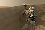 """""""好奇""""号在火星发现奇特管状结构 或由生物扰动造成"""