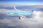 韩一客机因雪滑出跑道幸无人伤亡 延误近19个小时