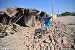 秘鲁7.1级强震致一人死亡数十人伤 部分房屋倒塌