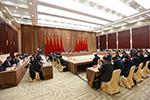 市十五届人大三次会议主席团举行第二次会议