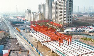 环城南路东段有望今年年底完工