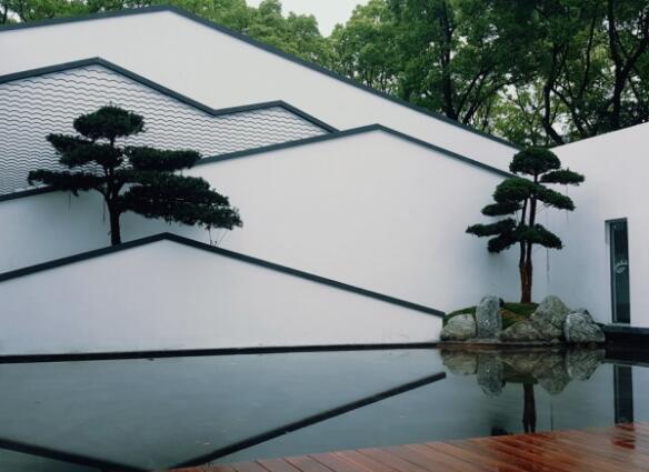 宁波园林博物馆真美