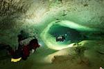 墨西哥现世界最大水下洞穴 或解密玛雅文明