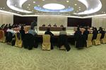 """政协委员分组和联组讨论""""两院""""工作报告"""