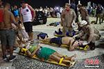 巴西汽车冲撞人群至少15人受伤 肇事司机被拘捕