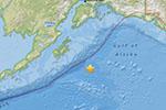 美国阿拉斯加湾强震引关注 地球处在大震活跃期?
