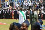 乔治・维阿当选总统 利比里亚将开启全新征程