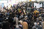 175名中国游客滞留日本机场与警方发生冲突?驻日使馆回应