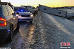 英国华埠为冰岛大巴事故遇难华人举行告别仪式