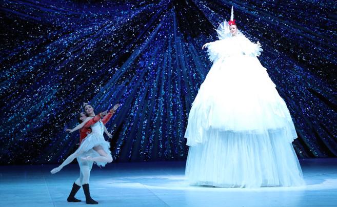 中央芭蕾舞团来宁波《过年》