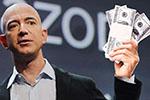 亚马逊市值首次超微软 贝索斯成为美国首富