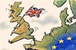 """防止脱欧时""""坏""""规矩 欧盟对英国祭出制裁机制"""