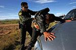 美去年逮捕非法移民人数增三成 创三年来新高