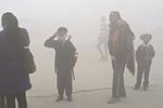 研究称空气污染或是犯罪率高潜在原因 空气:怪我咯?