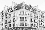 """杭州一小区""""山寨巴黎""""引争议 网友:和巴黎就差一条塞纳河"""