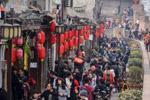 春节前三天旅游接待2.14亿人次 旅游收入2582亿元