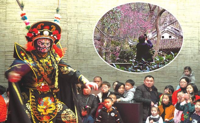 甬城博物馆新春文化活动人气爆棚