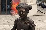 网友偶遇雕像超像何炅版哪吒 本尊惊讶:灵感是?