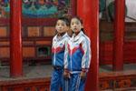 中国影片《旺扎的雨靴》亮相柏林电影节