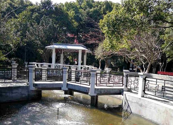 闲走丹凤公园