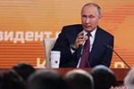 普京今将发表国情咨文 聚焦经济、社会和国际问题