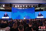 俄大选在即普京发表霸气国情咨文:谈民生 秀军备