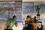 不可思议!加纳一老师用板书教授学生IT技能