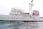 """台渔船遭日本水炮驱赶 当局却惩处渔船被批""""软脚虾"""""""