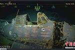 """微软联合创始人宣布发现""""列克星敦""""号航母残骸"""