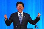 """日本冲绳北方担当相连爆丑闻 给安倍""""添乱"""""""