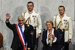 智利新任总统皮涅拉宣誓就职
