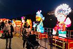 中国彩灯扮靓欧洲小镇