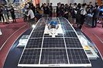 """香港举办""""太阳能车驱动未来""""专题展览"""